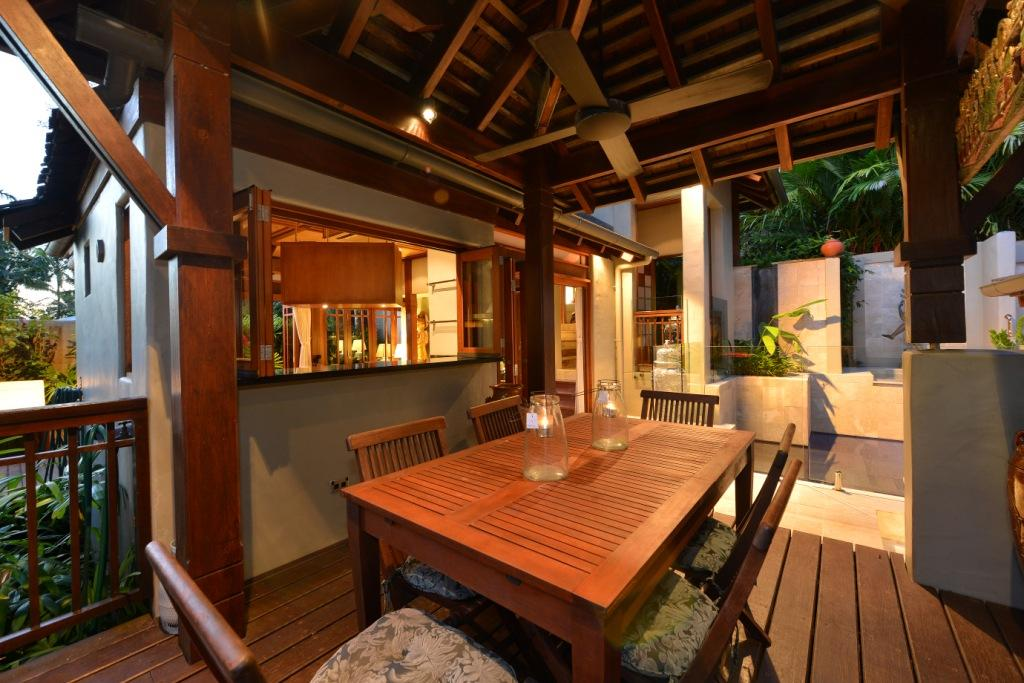 Villa 3 Far Pavilions Luxury Villa Port Douglas